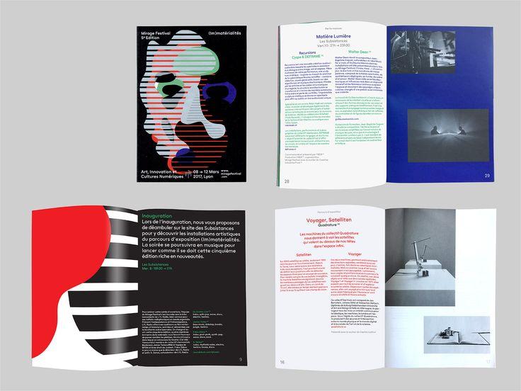 programme mirage festival lyon graphisme