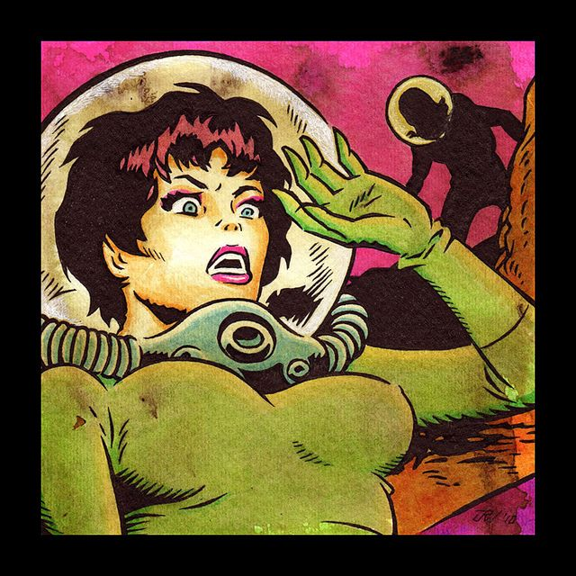 146 Best Images About Vintage Sci Fi Pictures On Pinterest: 4612 Best Pulp Sci Fi/Pin Up Images On Pinterest