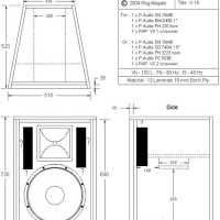 Skema Box MOnitor 15 inch single