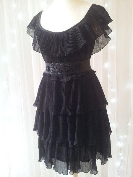 Cocktailkleider - S Flapper Kleid Express - ein Designerstück von b-c-design-factory bei DaWanda