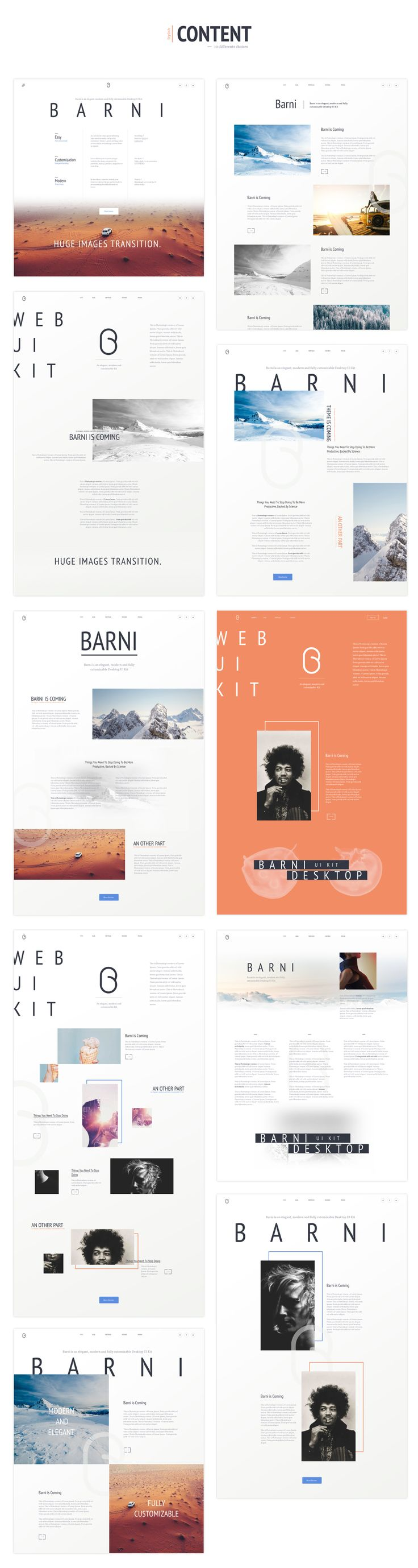 Barni for ecommerce is the third part of this Barni UI series. IIt's made out of…
