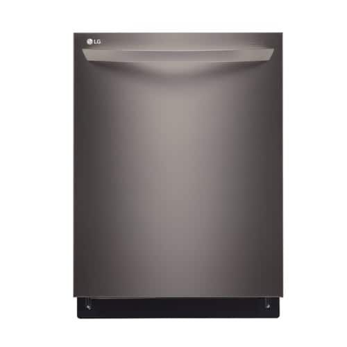 LG LDF7774 24 Built-In Dishwasher with Direct Drive Motor (Stainless Steel (Silver))