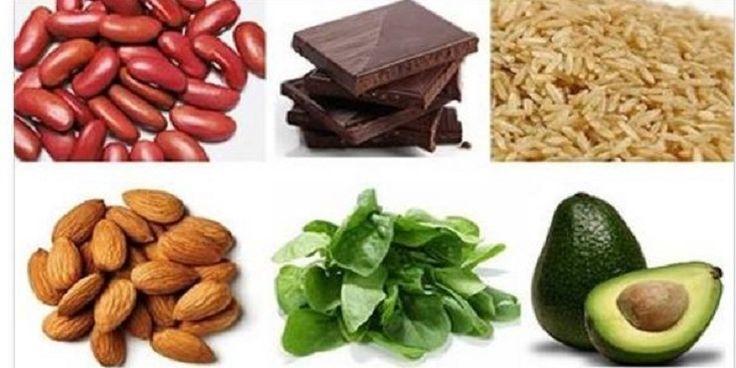 Magnésio é muito importante para o coração e pressão: aqui estão 15 alimentos ricos em magnésio! | Cura pela Natureza