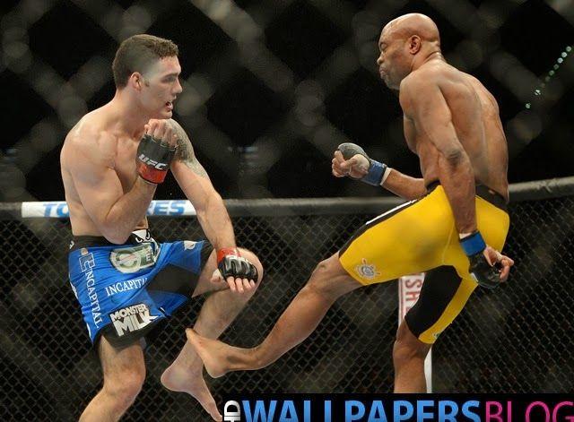 Anderson Silva Broken Leg Photos,Picture,Images Videos - HD Wallpapers Blog