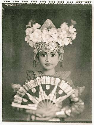Beautiful Indonesian portrait.