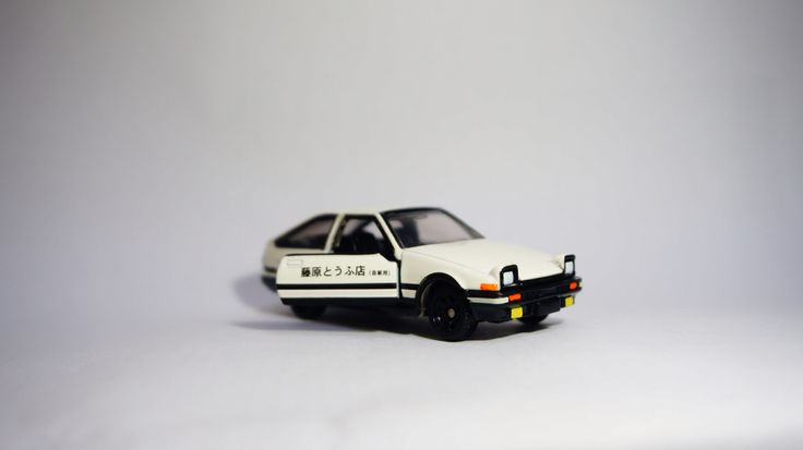 Tomica Toyota AE 86