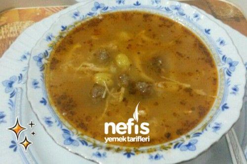 Gülüklü Çorba (Yöresel Alanya Düğün Çorbası) Tarifi