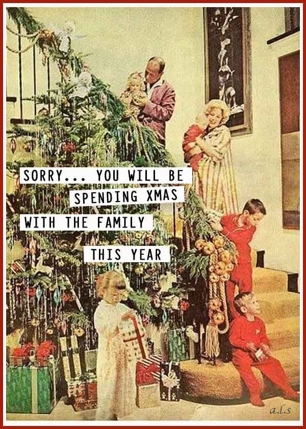 Funny Retro Christmas Pictures - 10 Funny and Strange Vintage ...