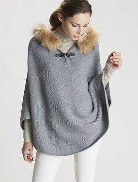 1000 id es sur le th me cape femme sur pinterest pull poncho femme veste cape femme et - Cape femme hiver ...