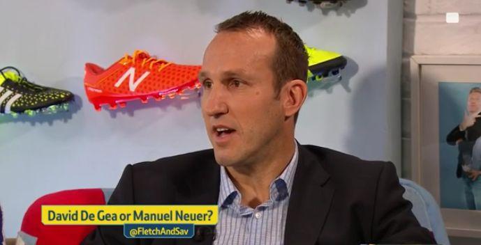 Mark Schwarzer thinks Manuel Neuer is a better goalkeeper than David De Gea by a mile (Video)