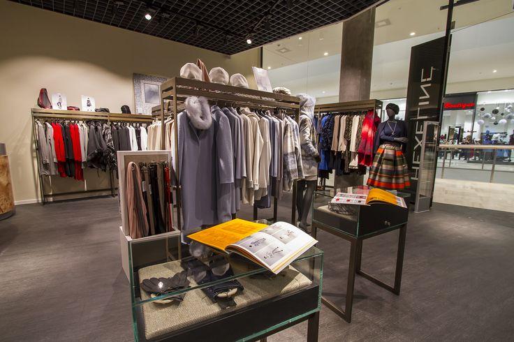 Brand new Hexeline store in Poznań I Posnania