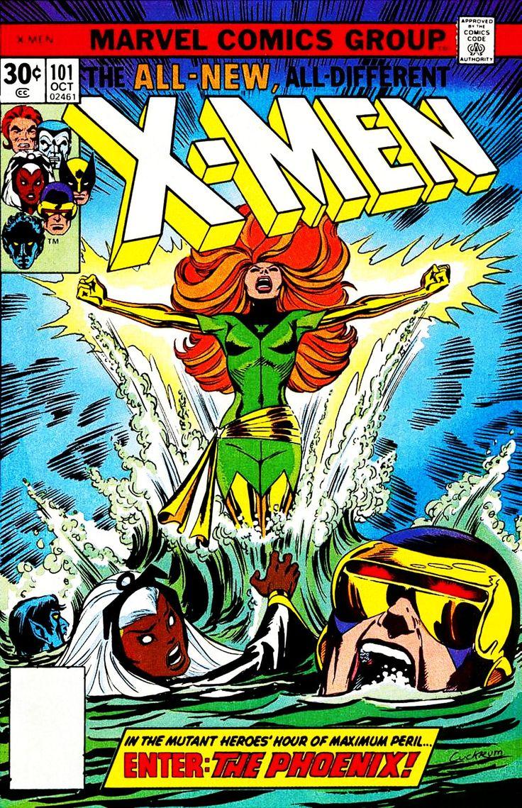 CGC graded near mint X-Men #101 wanted on FyndIt! First appearance of Phoenix. #XMEN #Comics