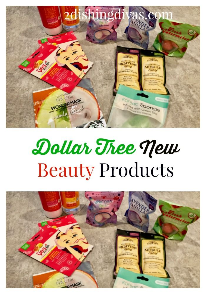 Dollar Tree Beauty Products 2/26/20 Dollar tree, Beauty