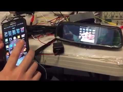 Rear View Mirror Camera | Best Backup Camera  Review Tutorial