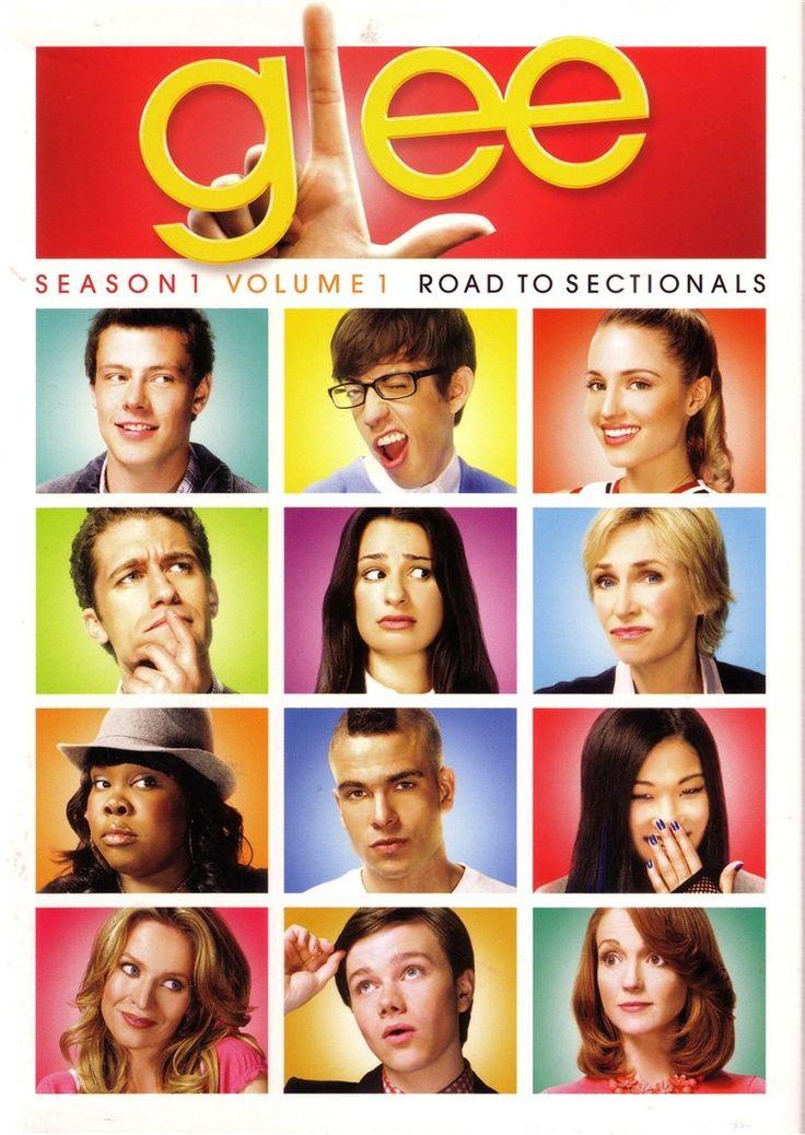 glee season 1 dvd | Glee Downloads: Glee - Season 1 Volume 1 Disc 1 [DVD-Full]