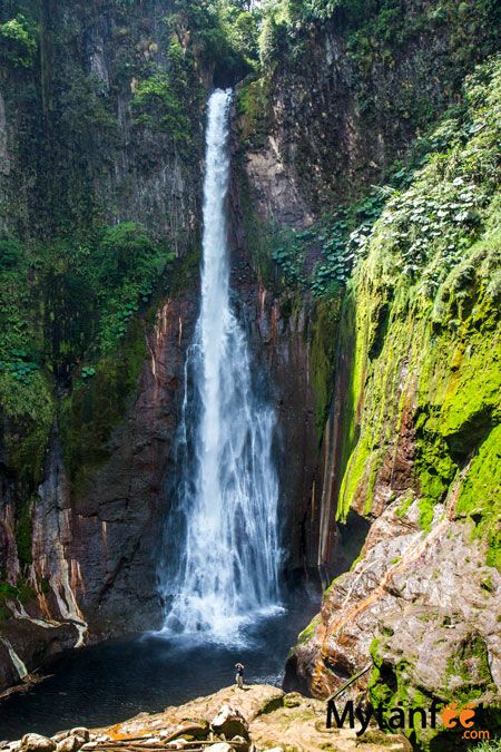 day trips from san jose, costa rica - catarata del toro