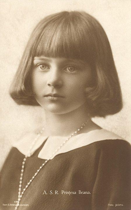 Princess Ileana of Romania Gallery /A. S. R. Prinţesa Ileana Postcard