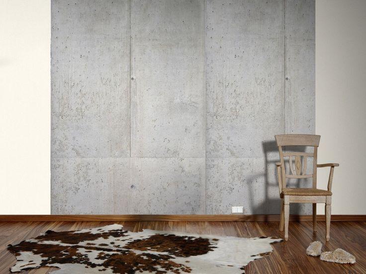 7 besten Holz Tapete Natur pur Bilder auf Pinterest Tapeten - tapeten wohnzimmer braun