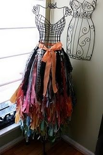 a ribbon skirt would be a great costume - for my witch costume?