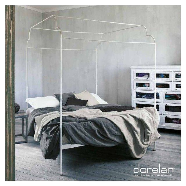 Vision is the #art of seeing the invisible. Cit. Jonathon Swift #amazing #fourposter #bed #dorelan #interiorstyle #geometric #decor #follow #bedinitaly #cute #bedroom #quotes #lifestyle #interiordesign #ita_details #fresh #summer