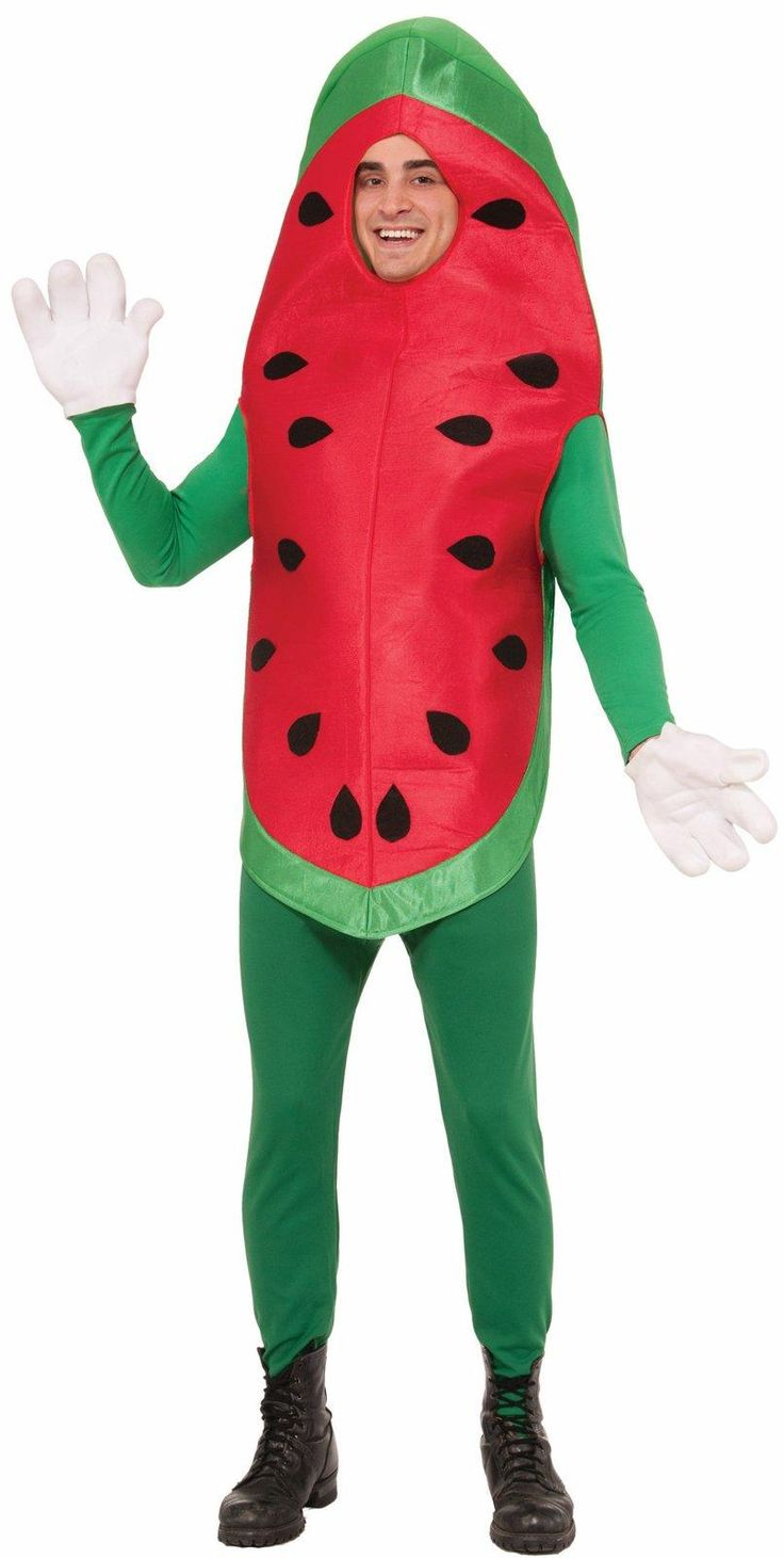 Adult Watermelon Costume from Buycostumes.com man