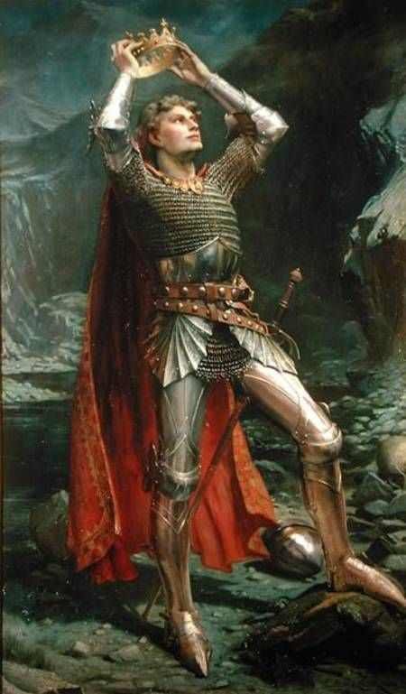 22 Best Images About Arthurian Legends In Pre Raphaelite Art On Pinterest