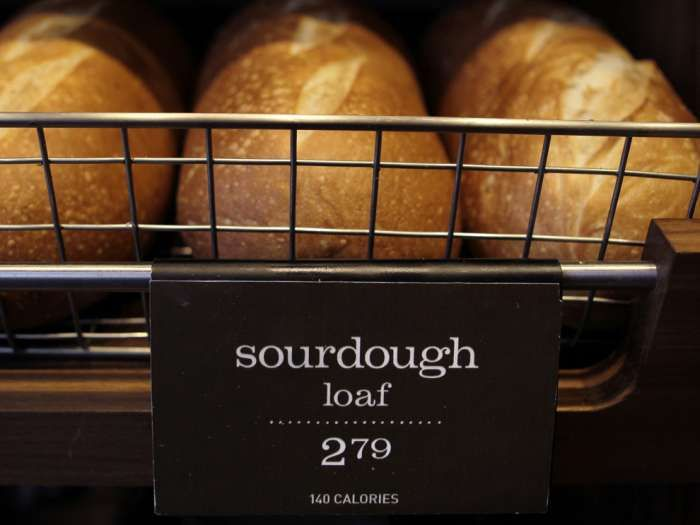 Panera Bread Restaurant Copycat Recipes: Sour Dough Bread