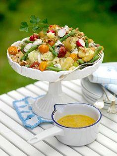 12 recept till sommarbuffén Lantliv Midsommar sallad