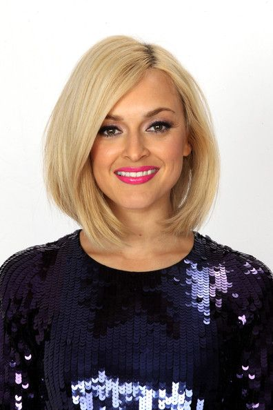 shoulder length hairstyles for thin hair two tone | Shoulder Length Hairstyles For Fine Hair Fearne Cotton Haircut Getty