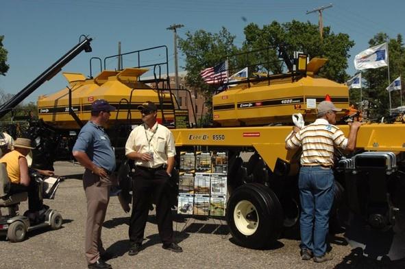Canada's Farm Progress Show with over 700 exhibitors hits Regina, #Saskatchewan from June 19-21, 2013. #Sask2013