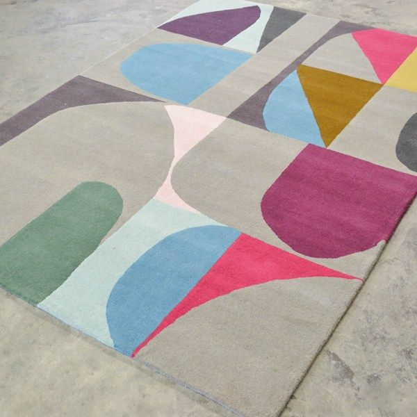 Estella Harmony 88605 Wool Rugs by Brink and Campman - Free UK Delivery - The Rug Seller
