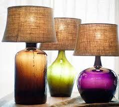 lamparas de distintas formas