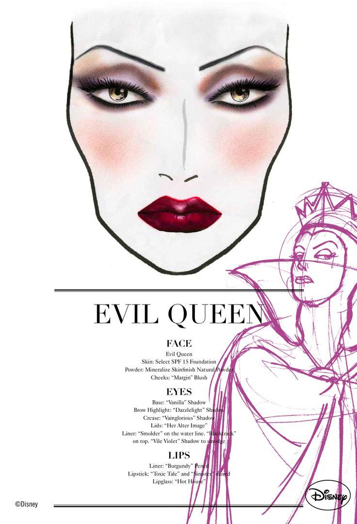 www.RICHIENICKEL.com: Evil Queen Makeup @ M.A.C Venomous Villains Blogger Event