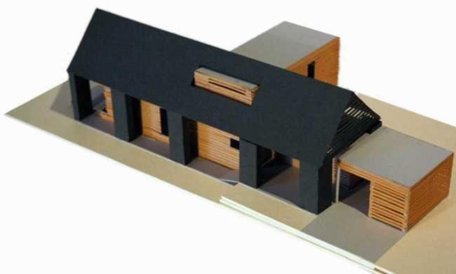 Rekonštrukcia objektu v modeli