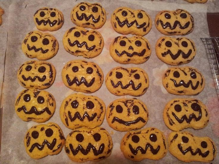 Biscotti Hallowein