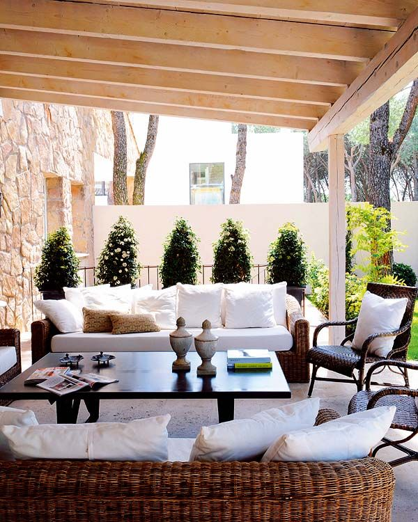 8 mejores imágenes sobre Teresa terrazas en Pinterest Patios