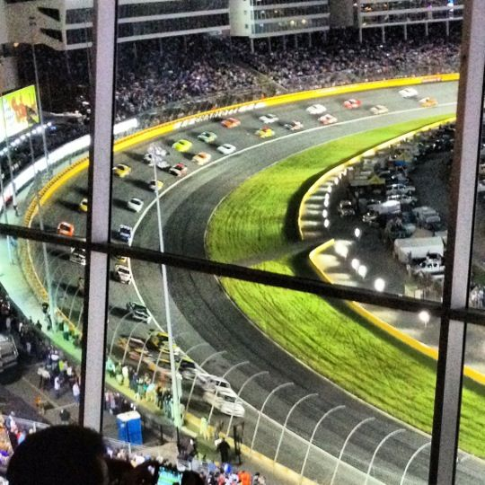 Charlotte motor speedway in concord nc favorite places for Camping at charlotte motor speedway