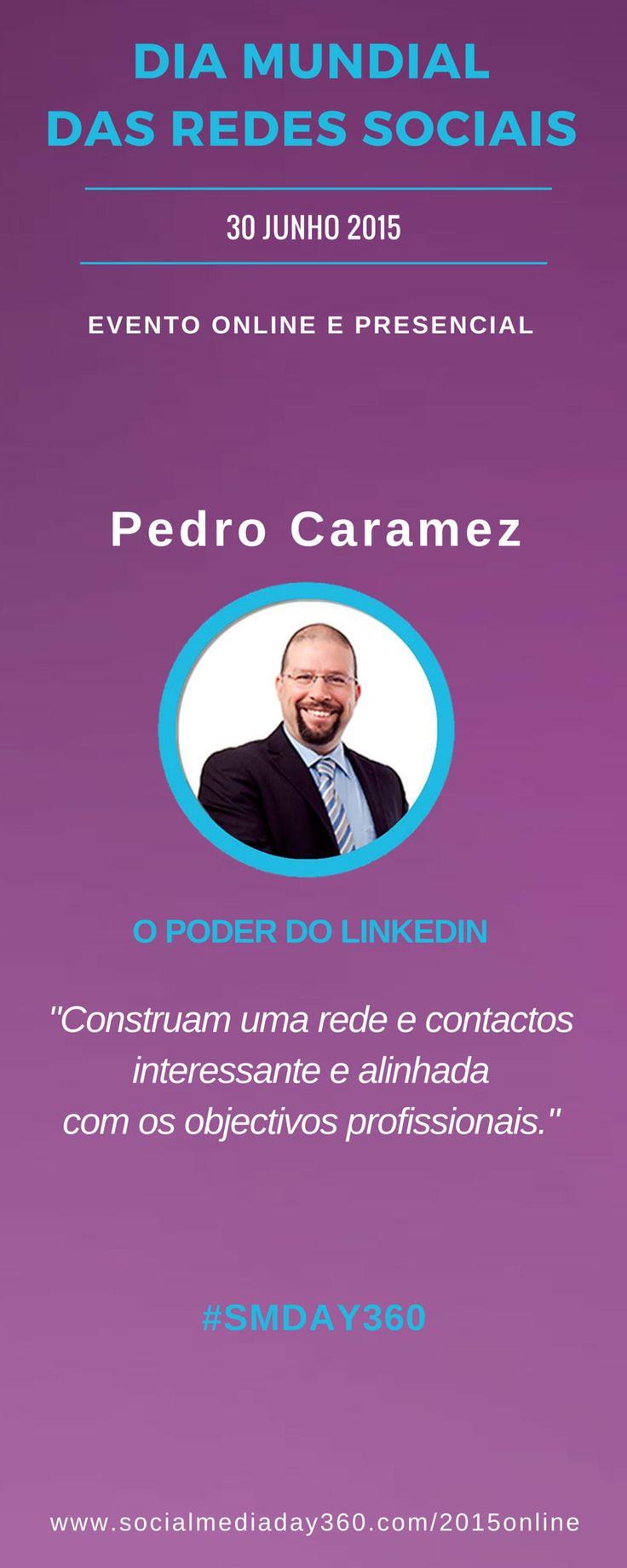 #smday360 Pedro Caramez