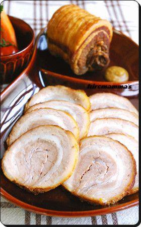 プロのチャーシューレシピ [Chashu Barbecue Pork]