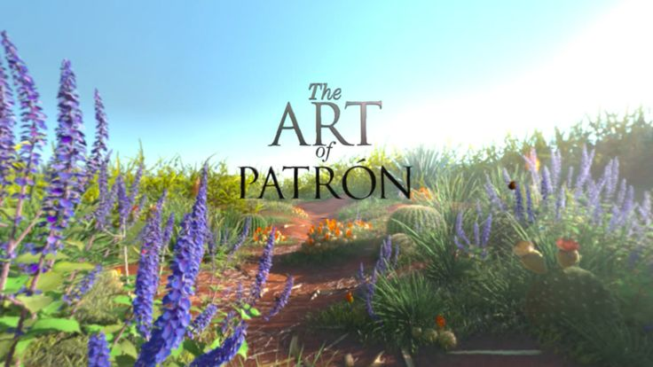 Patron Oculus Virtual Reality Experience is an awesome animated experience the tequila company created to show users how their product is made.