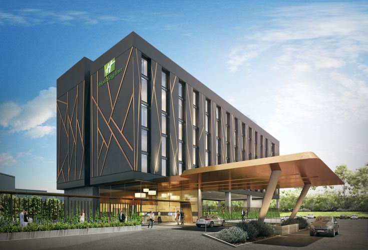 IHG signs management agreement with UNIR Hotels Pty Ltd to - management agreement