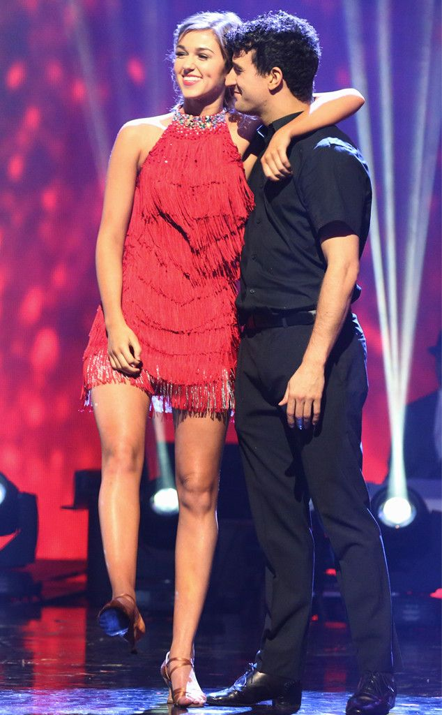 Sadie Robertson Spills on DWTS Semi-Finals: Has She Ever Felt Pressure to Sex Up Her Costumes?!  Sadie Robertson, Mark Ballas, Dancing with the Stars, DWTS