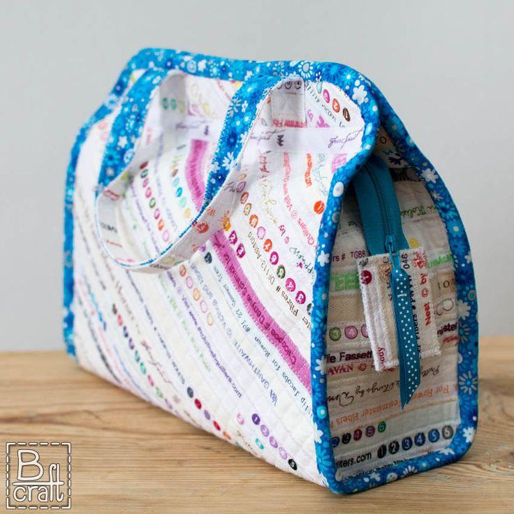 Selvage bag