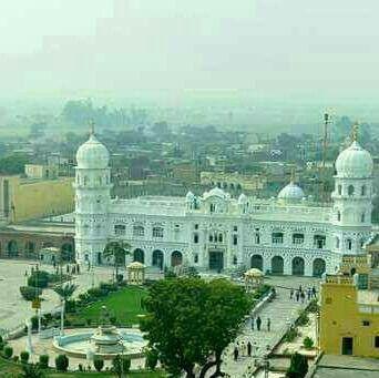 Birth place of Sri Guru Nanak Dev ji..Nankana Sahib..Pakistan