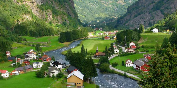 Norway Tours & Vacations   Adventures by Disney