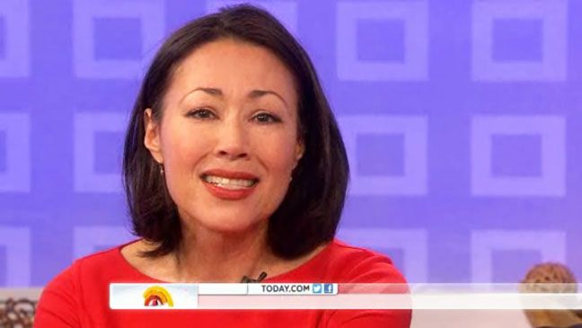 Ann Curry: 'I'm Sorry I Couldn't Carry the Ball Over the Finish Line' (Video)
