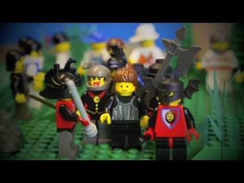 LEGO-pääsiäistarina Getsemane