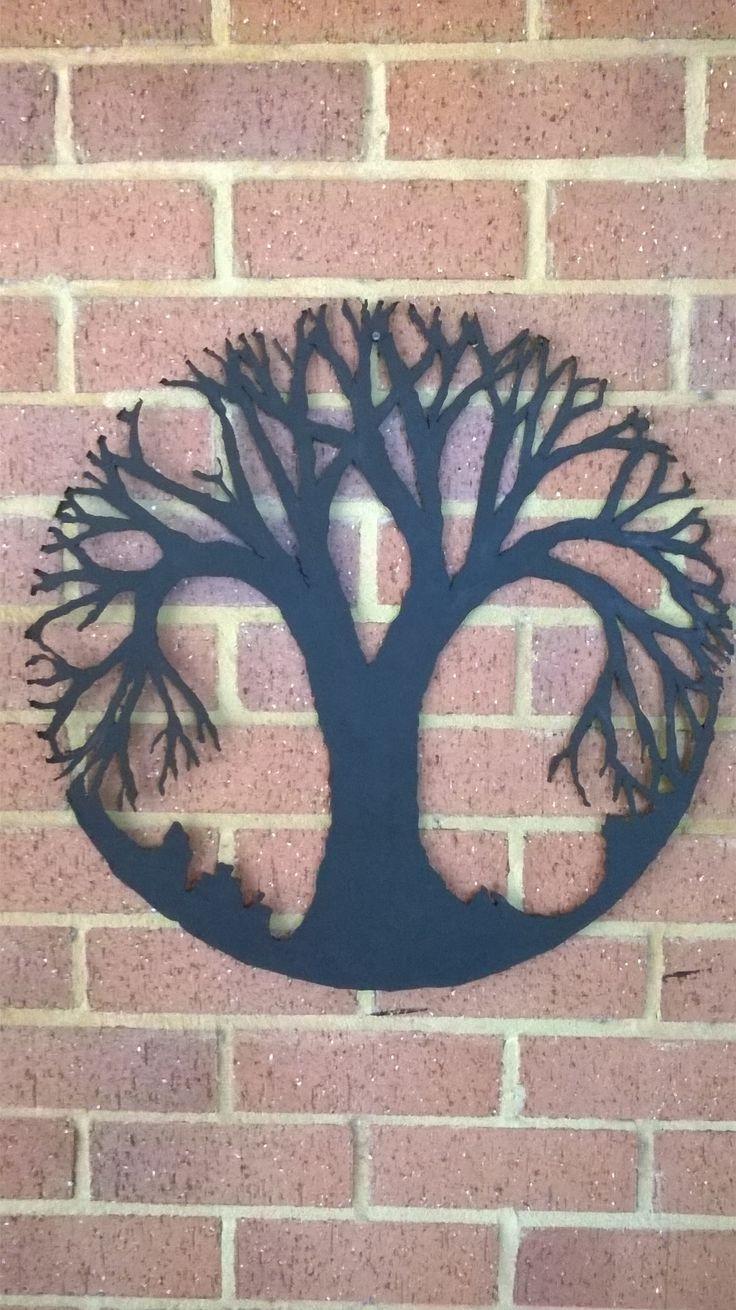 Plasma cut Tree of Life