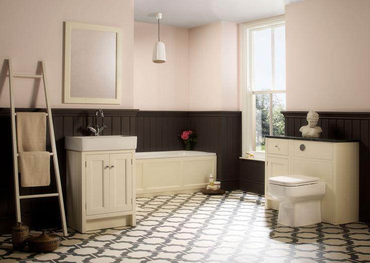 Beige Roper Rhodes bathroom