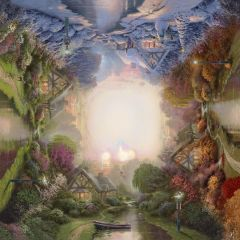 A Quiet Evening, Seasons, Thomas Kinkade (1000 parça puzzle) Schmidt 42,90 TL 41,61 TL (%3 havale indirimi)